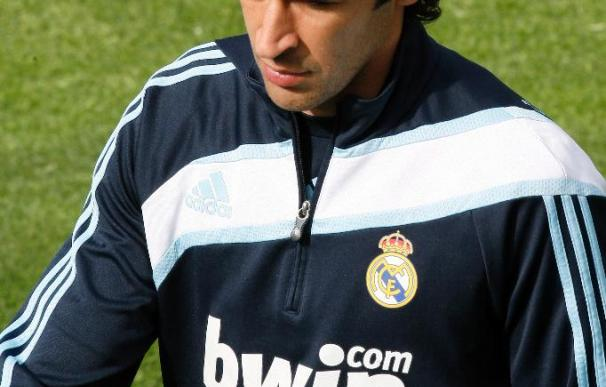 Raúl anuncia mañana, lunes, su adiós al Real Madrid