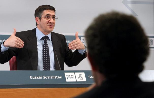 López sitúa en el PNV la responsabilidad de que Bildu gobierne en Guipúzcoa