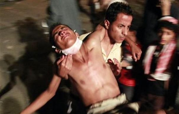 Al menos 15 muertos en protestas en Yemen