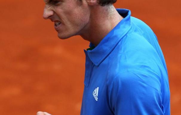 Murray, en Roland Garros