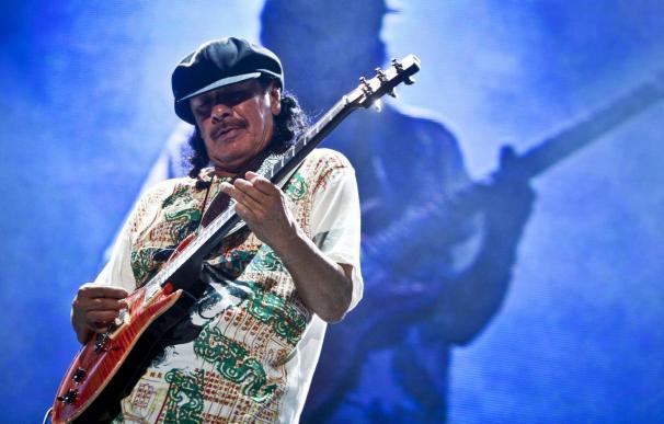 Carlos Santana presenta su nuevo disco el próximo 21 de septiembre