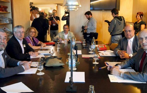 La Comisión de Trabajo debate las enmiendas a la reforma laboral