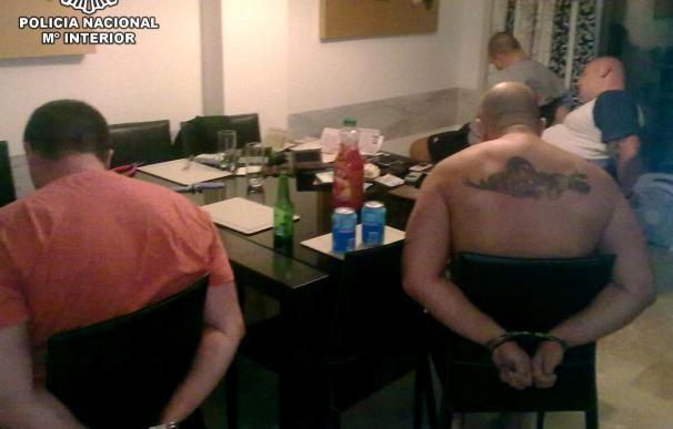 Liberan a un polaco secuestrado en Manilva (Málaga) por una deuda de dinero