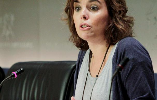 Soraya Sáenz de Santamaría dará a luz en noviembre