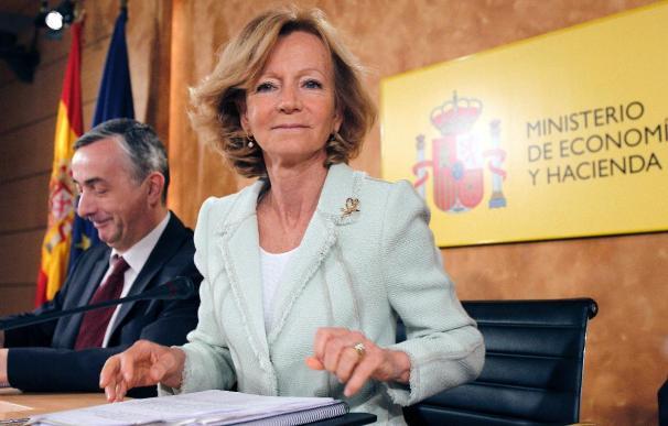 Salgado asegura que España tendrá que apoyar a México en el FMI, pero prefiere a Lagarde