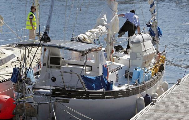 Los GEO asaltan un velero en el Atlántico con 1.200 kilos de cocaína
