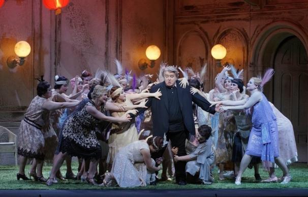 """Un 'Parsifal' de entreguerras visita el Teatro Real con un Wagner """"visionario"""""""