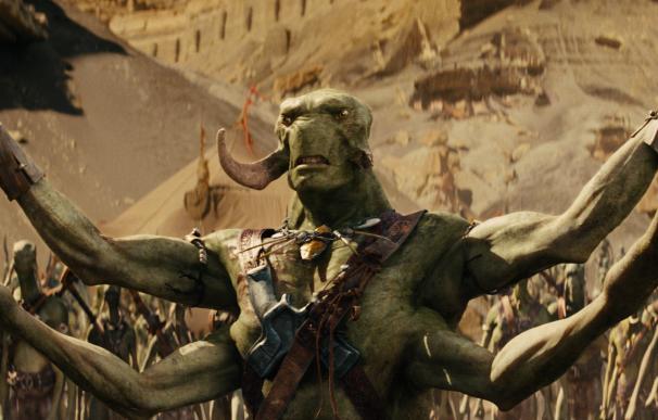 Así de verdes y dentados son los marcianos según 'John Carter'