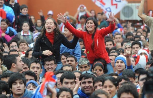 Aficionados de Paraguay