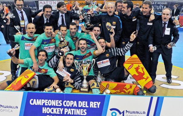 4-2. El Barcelona consigue el título en una competida final con el Reus