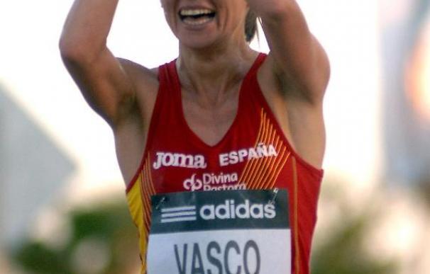 María Vasco abandona por lesión los 20 km. marcha