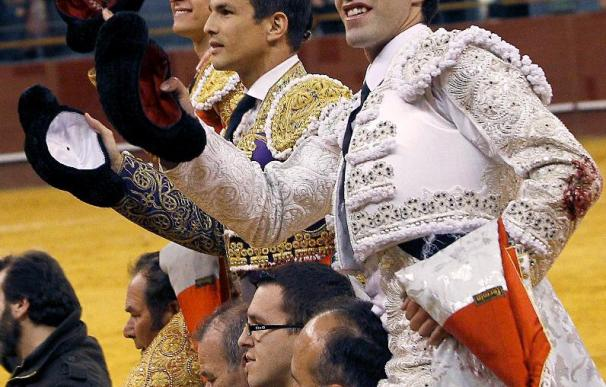 Corrida triunfalista, pero con un Talavante destacado en Madrid
