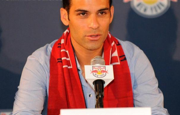 Márquez trabaja duro con los Red Bulls con vistas a la próxima temporada