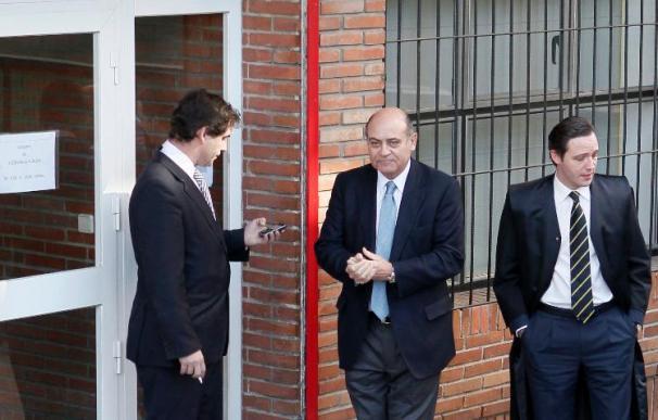 Gerardo Díaz Ferrán y Gonzalo Pascual, imputados por alzamiento de bienes