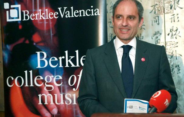 Berklee Valencia se presenta ante el mundo cultural y político en Washington