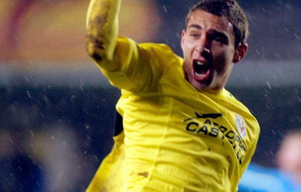 """Marco Rubén afirma que """"poder estar en un equipo como éste es muy importante para mí"""""""
