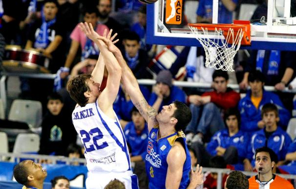 69-71. Asefa Estudiantes logró en Alicante su victoria seiscientos en ACB