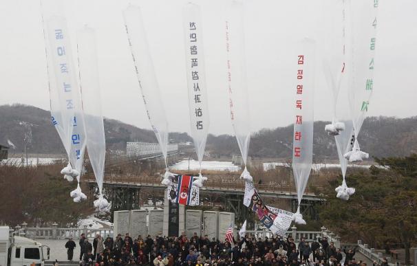 Pyongyang amenaza a Seúl con abrir fuego si no cesa campaña propagandística
