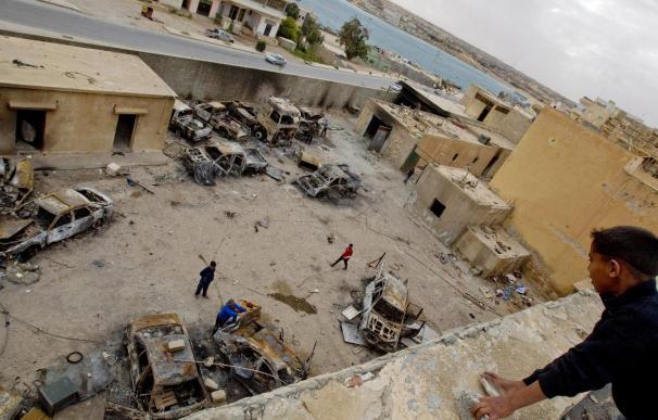 La oposición libia avanza hacia una transición política con la mirada puesta en Trípoli