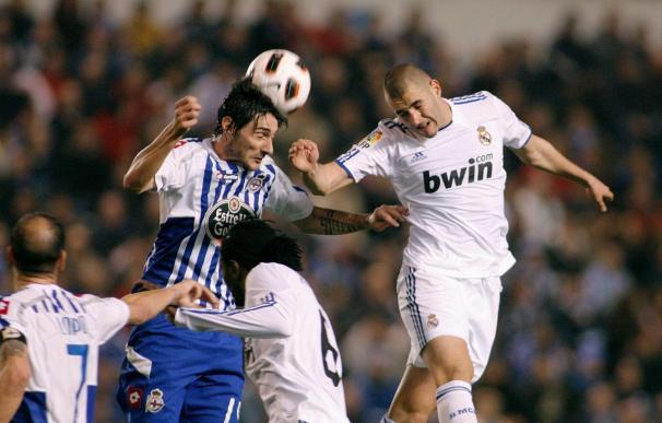 0-0. El Madrid tropieza en su campo maldito y podría costarle la Liga