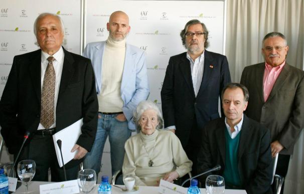 Raúl del Pozo, Premio Primavera de Novela con la historia sobre un maquis