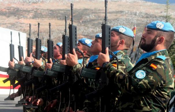 Los extranjeros representan el 10 por ciento de los militares en el exterior