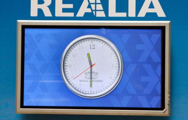 Realia gana 1 millón hasta junio, frente a pérdidas de 38,8 millones en 2009