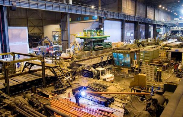 ArcelorMittal gana 1.832 millones hasta junio frente a las pérdidas de 2009