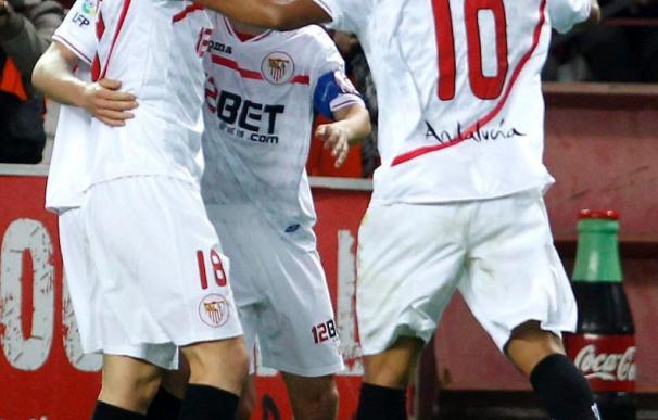 Navas se convierte en el jugador más joven en llegar a los 300 partidos con el Sevilla