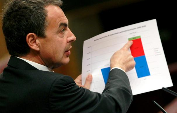 El Congreso da su visto bueno al plan de choque del Gobierno contra el paro