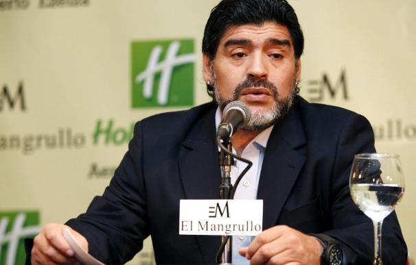 """""""Grondona me mintió, Bilardo me traicionó"""", afirma Maradona"""
