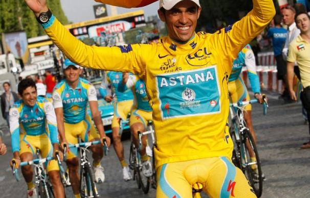 Contador y Astana separan sus caminos