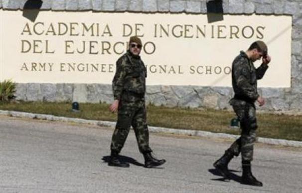 Cinco muertos en una explosión en una academia militar en Madrid