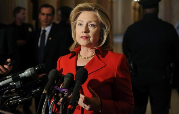 Clinton dice que el Gobierno libio será responsable por sus acciones
