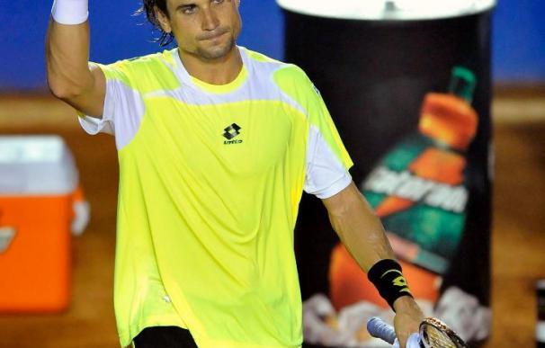 David Ferrer vence al mexicano González y se instala en cuartos de final en el Abierto de México