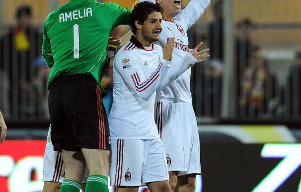 Lecce v AC Milan - Serie A