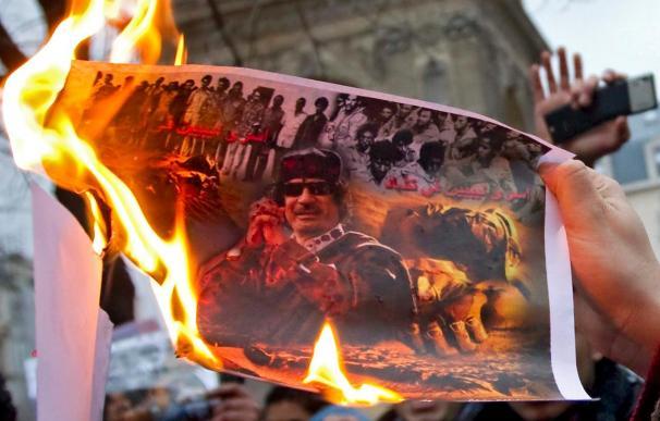 """La zona oriental de Libia está bajo el control de los """"consejos populares"""""""