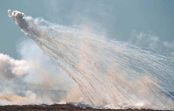 Israel bombardea Gaza tras el ataque de milicianos palestinos a Beer Sheva