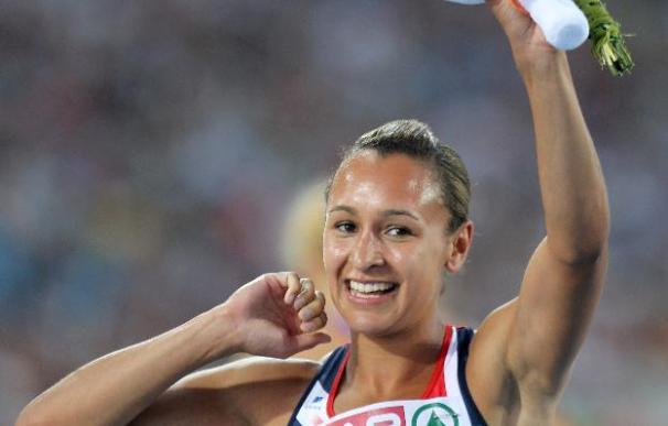 Jessica Ennis añadió el título europeo al mundial de heptatlon
