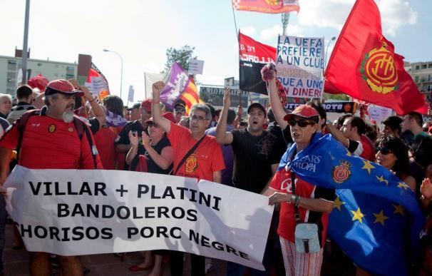 """El abogado del Mallorca dice que con """"los mismos criterios"""" el Villarreal no tendría licencia"""