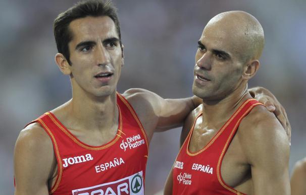Casado campeón de Europa de 1.500, Olmedo bronce