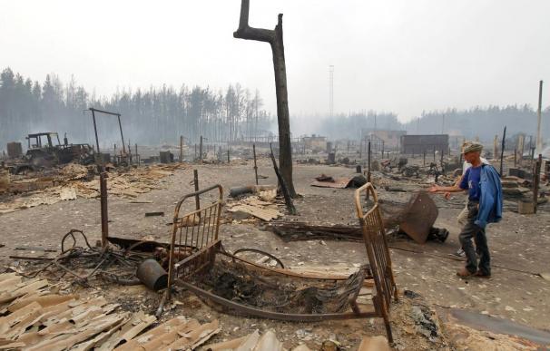 Estallan 787 nuevos incendios forestales en las últimas 24 horas