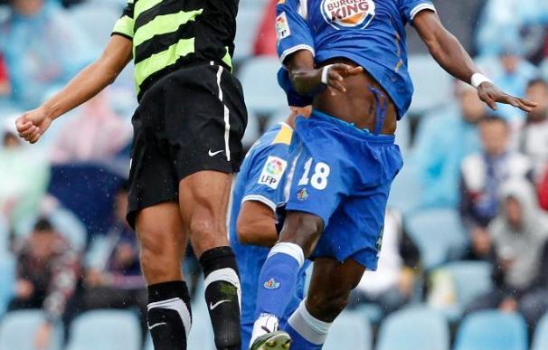 Valdez se resiente de su lesión muscular y es seria duda en el Hércules para jugar ante el Getafe
