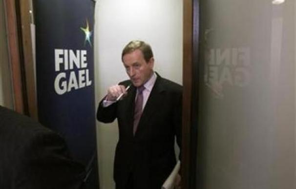 El principal partido opositor en Irlanda amplía su ventaja