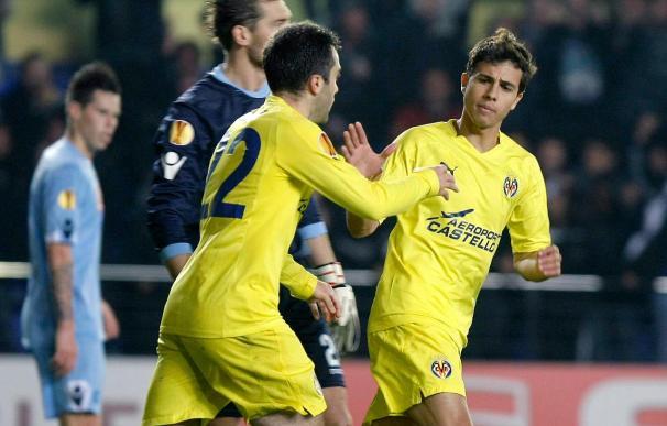 2-1. El Villarreal elimina al Nápoles en cinco minutos mágicos