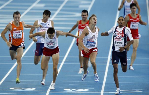 Lewandowski se alza campeón de 800 metros, Kevin sexto y Marco séptimo
