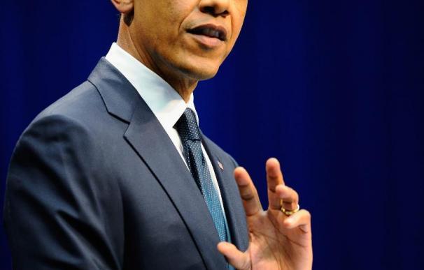 Obama considera que los precios del petróleo se estabilizarán