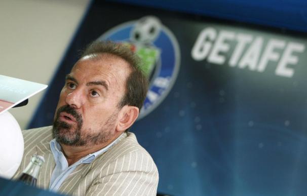 """El presidente del Getafe afirma que """"esta semana se decidirá dónde vamos a estar esta temporada"""""""