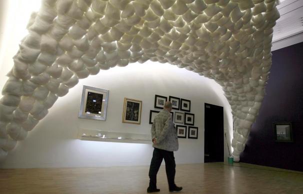 Dos obras de Óscar Domínguez se exponen por primera vez en España