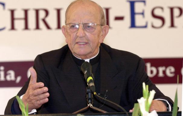 El Papa nombra al italiano Velasio De Paolis comisario para los Legionarios de Cristo